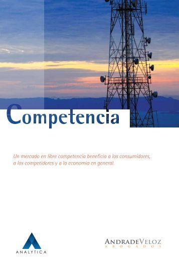 Un mercado en libre competencia beneficia a los consumidores, a ...