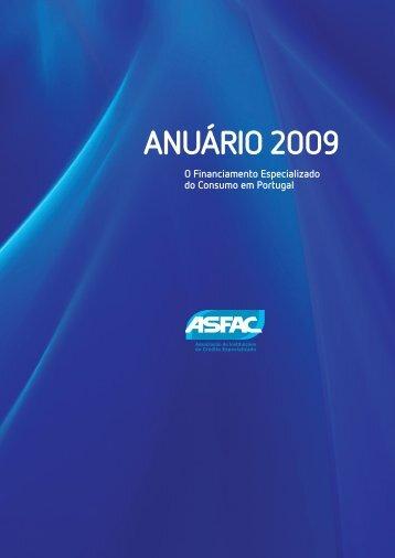 ANUÁRIO 2009 - ASFAC