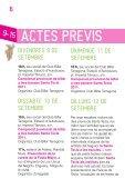 Programa d'actes Santa Tecla 2011 - Ajuntament de Tarragona - Page 6