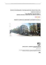 2.4 memoria y pliego de prescipciones técnicas - Visita Sevilla