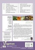 Descarga en PDF la revista Vegetus nº 21 - Unión Vegetariana ... - Page 2