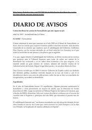 DIARIO DE AVISOS - Plataforma Nacional de Afectados por la Ley ...