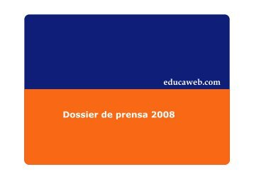 Las publicaciones - Educaweb.com