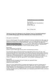 Abgemahnt: Verantwortliche/r öffentlicher Verkehr