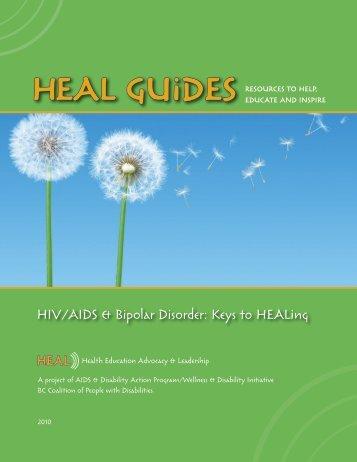 HIV/AIDS & Bipolar Disorder: Keys to HEALing - bccpd