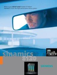 SINAMICS S120 - GRUP DAP