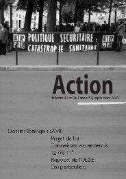 Dossier Etrangers : AME Projet de loi Connaissez vos ... - Act Up-Paris