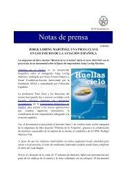 Jorge Loring Martínez, una pieza clave en los inicios de la ... - ETSIA