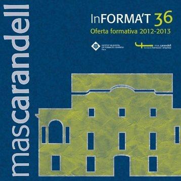InFORMA'T 36 - Ajuntament de Reus