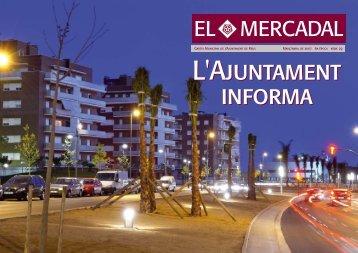 El Mercadal Març/Abril de 2007 - Ajuntament de Reus