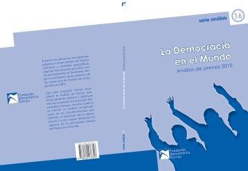 Análisis de prensa 2010 - El Diario Exterior