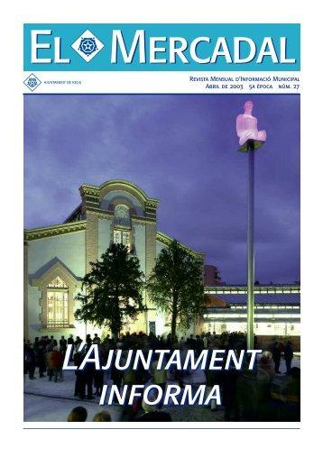 200-4050 El Mercadal 5a ep. 27 - Ajuntament de Reus