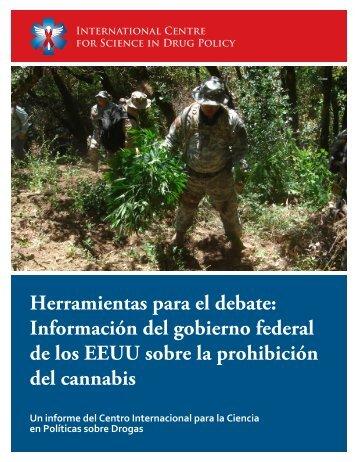 Información del gobierno federal de los EEUU sobre la prohibición ...