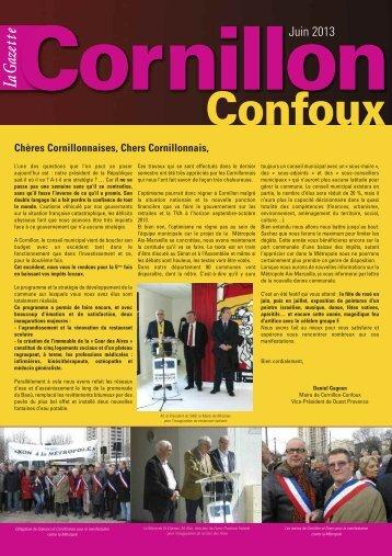 CORNILLON 06/05 - Cornillon-Confoux