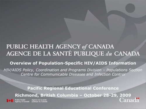 People living with HIV/AIDS - Pacific AIDS Network