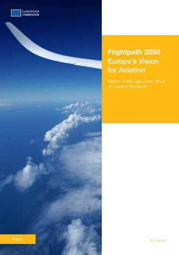 Flightpath 2050 - European Commission - Europa