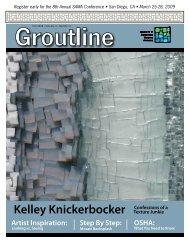 Kelley Knickerbocker - Society of American Mosaic Artists