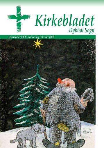 Kirkebladet december 2007 - Dybbøl Kirke