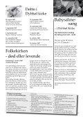 Kirkebladet december 2007 - Dybbøl Kirke - Page 3
