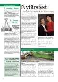 Kirkebladet december 2007 - Dybbøl Kirke - Page 4