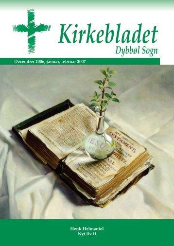 Kirkebladet december 2006 - Dybbøl Kirke