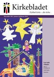 Kirkebladet december 2011 - Dybbøl Kirke