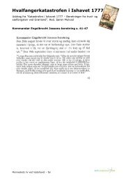 Hvalfangerkatastrofen i Ishavet 1777 - Mit Vadehav