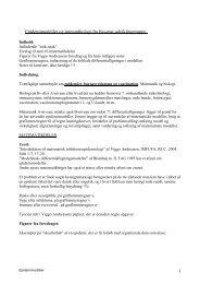 Epidemimodeller og immunbiologi - Uvmat.dk