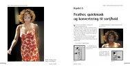 Kapitel 5 Feather, quickmask og konvertering til sort/hvid