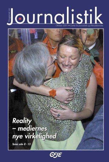 Reality – mediernes nye virkelighed Reality - Flemming Sørensen