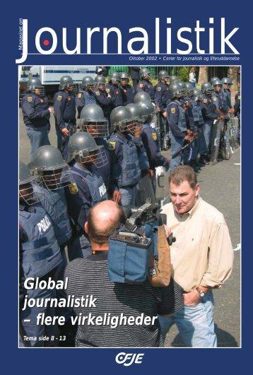 Journalistik, oktober 2002 - Flemming Sørensen
