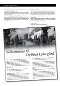 Kirkebladet juni 2007 - Dybbøl Kirke - Page 6