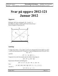 Svar på opgave 2012-121 Januar 2012 - Emu