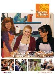 Urlaub mit Kunst, Handwerk und Kulinarik in Österreichs Regionen ...