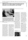 ARMEE Aktuell 1/2005 - Führungsunterstützungsbrigade 41 / SKS - Page 6