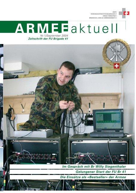der Armee - Führungsunterstützungsbrigade 41 / SKS
