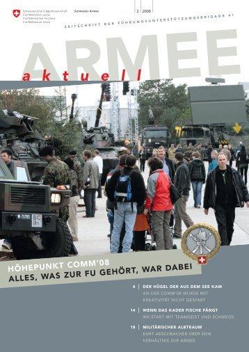 a k t u e l l - Führungsunterstützungsbrigade 41 / SKS