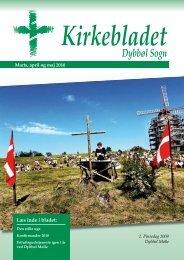 Kirkeblade marts 2010 - Dybbøl Kirke