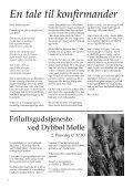 Kirkeblade marts 2010 - Dybbøl Kirke - Page 2
