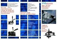 Infomaterial als PDF downloaden - ProMicron