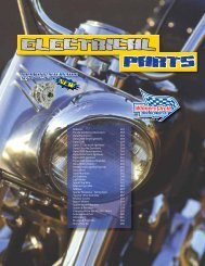 ELECTRICAL PARTS - Winners Circle