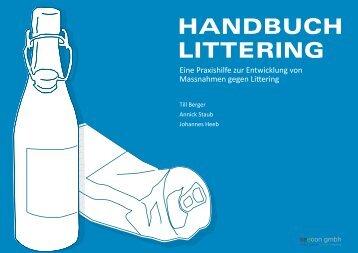 HandbucH Littering - Littering Toolbox