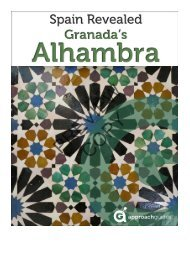 Spain Revealed: Granada Alhambra - Approach Guides
