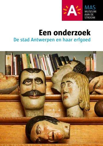 Brochure erfgoedwerking ( pdf ) - Museum aan de Stroom