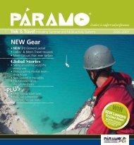 NEW Gear NEW Gear - Paramo