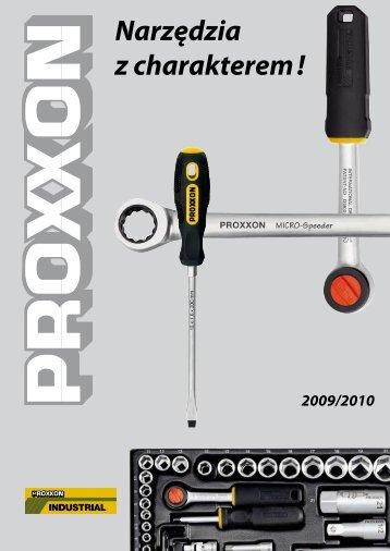 Katalog Proxxon