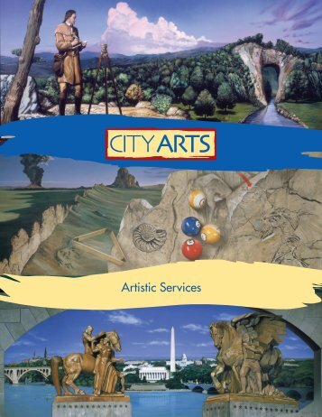 Artistic Services - City Arts