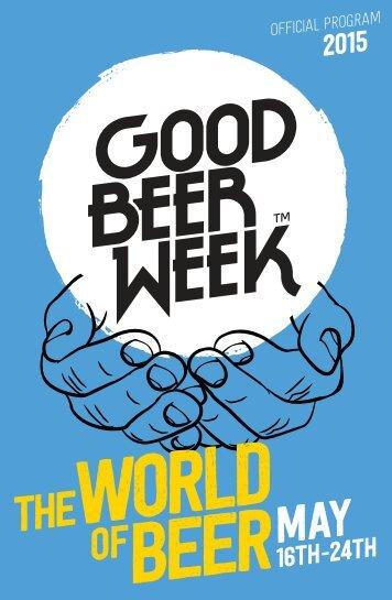 GoodBeerWeek2015