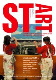 st104 start a/w final - The National Society for Education in Art and ...