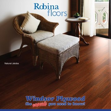NATURAL CHERRY - Windsor Plywood